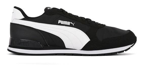 Zapatillas Puma Junior Runner V2 368356-01 Cne