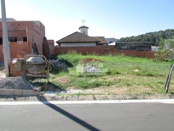 Terreno À Venda No Condomínio Village Moutonnée Em Salto/sp - Te3774