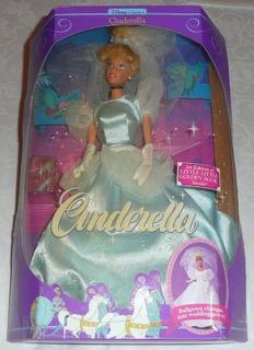 1991 Disney Classics Cenicienta Barbie