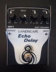 Echo Delay Landscape Edy1
