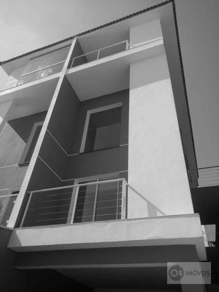 Sobrado Com 3 Dormitórios À Venda, 191 M² Por R$ 790.000 - Vila Osasco - Osasco/sp - So0013