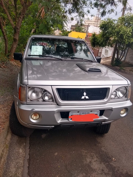 Mitsubishi L200 2.5 Gls Cab Dupla 4x4 4p 2004