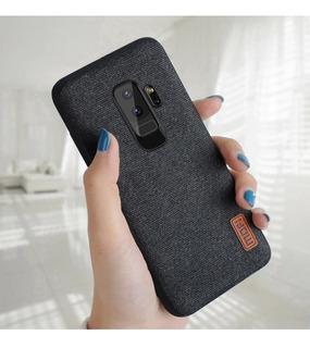 Capa Case Original Mofi Tecido Samsung Galaxy S9