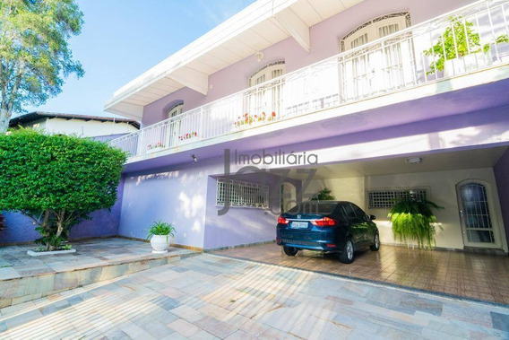 Casa Com 4 Quartos À Venda, 317 M² Por R$ 1.550.000 - Jardim Paraíso - Campinas/sp - Ca6361