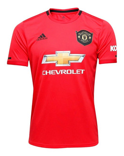 Camisa Do Manchester United 2020-2021 Oficial - Masculina