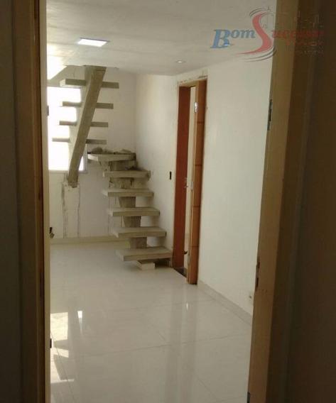 Cobertura Duplex Residencial À Venda, Vila Carmosina, São Paulo. - Co0038