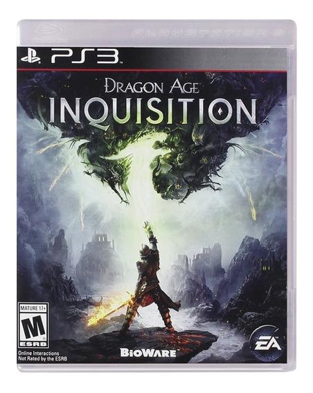 Dragon Age Inquisition, Leg Em Português,play 3 Codigo Psn!!