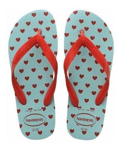 Chinelo Havaianas Color Fun Sandálias Fem 37/38