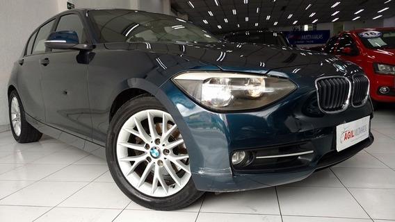 Bmw Serie 1 118i Sport 1.6 Turbo 2013 Automática Único Dono
