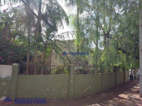 Casa À Venda, 200 M² Por R$ 530.000,00 - Jardim Petrópolis - Londrina/pr - Ca0537