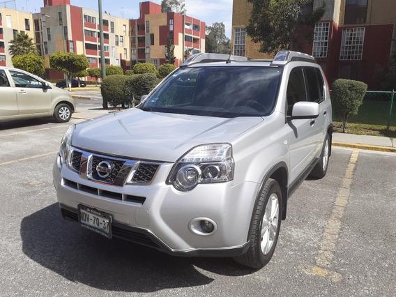 2014 Nissan Xtrail Advance Automatica Cvt Quemacocos