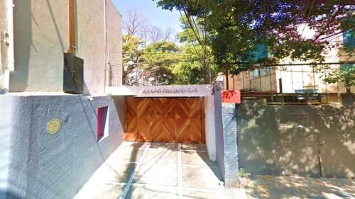 Casa De Remate Bancario En Coyoacán $4,260,000.00 Pesos.