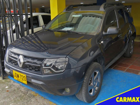 Renault Duster 1.6 2017 Recibo Carro Y Financiación