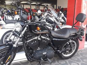Harley Davidson Xl883r Ano 2013 Apenas 7000km Shadai Motos