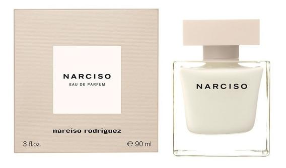 Perfume Narciso Eau De Parfum Edp 90 Ml Narciso Rodriguez