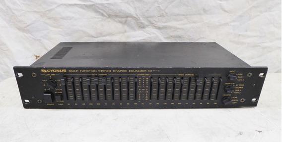 Equalizador Cygnus Ge 1800 / Ge1800 Leia Descricao