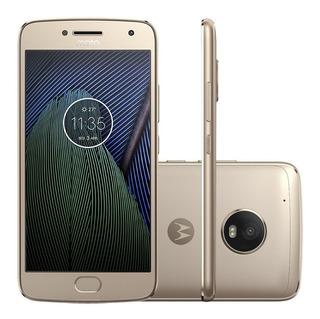 Motorola Moto G5 Plus 5.2 Huella 32gb 12mpx 4g Lte Turbocarg