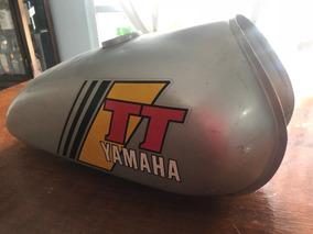 Moto Yamaha Tt Tanque De Combustive Yamaha Tt