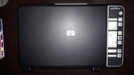 Impressora Multifuncional Hp Deskjet F4180 All-in-one