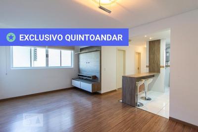 Apartamento No 2º Andar Mobiliado Com 2 Dormitórios E 1 Garagem - Id: 892932705 - 232705