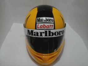 Capacete Replica Gilles Villeneuve