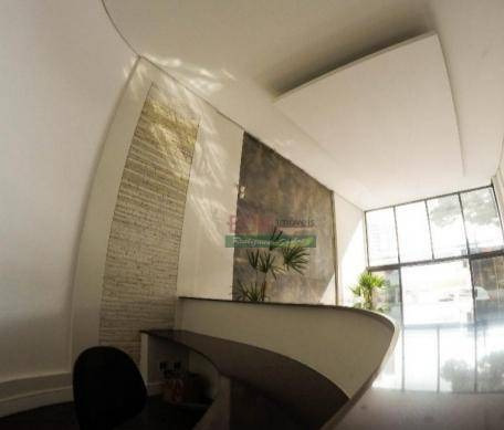 Imagem 1 de 4 de Sala Para Alugar, 121 M² Por R$ 4.261/mês - Jardim São Dimas - São José Dos Campos/sp - Sa0229