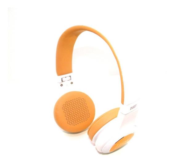 Fone De Ouvido Jbl Bluetooth Duet Bt Original -vitrine Gold