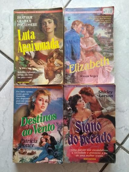 Clássicos Da Literatura Romântica 13 Livros