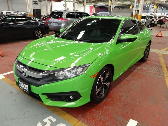 Honda Civic Coupé 2pts Turbo 1.5t Qc 174hp 2016