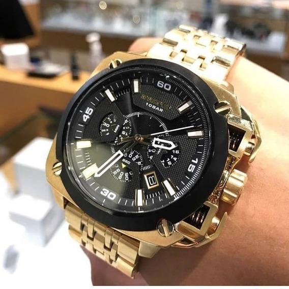 Reloj Para Caballero Diesel Dz7378 A Meses Sin Intereses