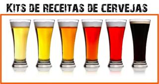 Monte O Seu Kit De Cerveja - Envie A Receita Para Orçamento