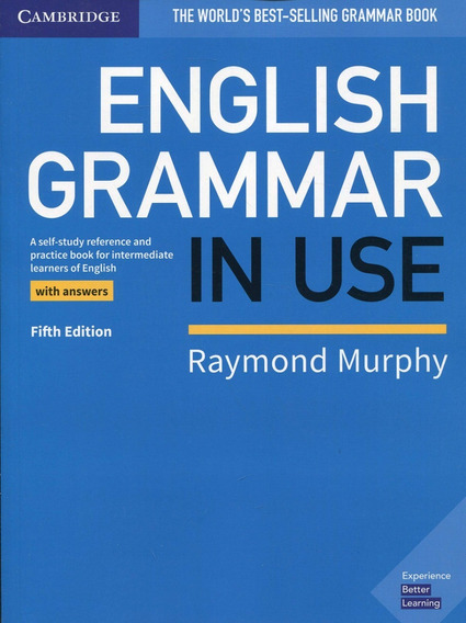 English Grammar In Use - 5th Edition - With Answers 2019