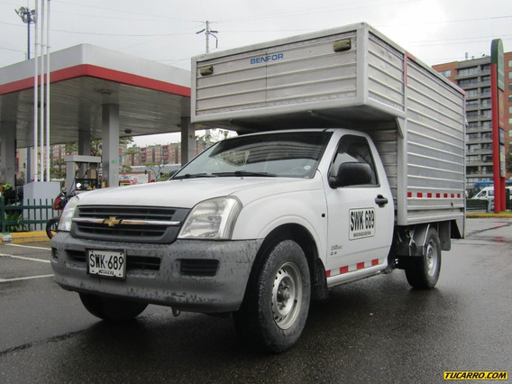 Chevrolet Luv D-max 2.4 Mt