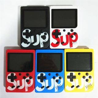 Nintendo Sup Game Box Con Control - 400 Juegos En 1