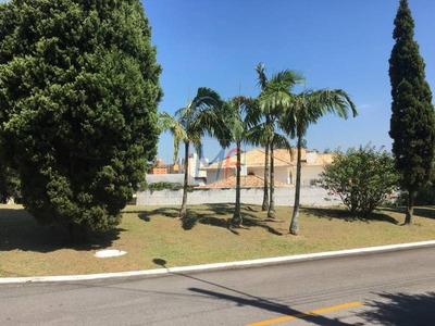Ref 9555 - Excelente Terreno De Esquina Em Condomínio Fechado Para Venda No Residencial Morada Dos Lagos, 691,18 M2. - 9555