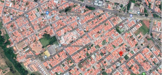Rua Ronaldo Otto Jorge, Jardim Shangri, Itapetininga - 166363