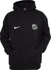 Moletom Santos Futebol Clube Blusa De Frio Masculino