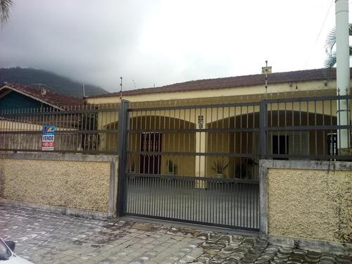 Casas 3 E 4 Quartos Para Venda Em Praia Grande, Solemar, 3 Dormitórios, 2 Banheiros, 6 Vagas - 392_2-594681