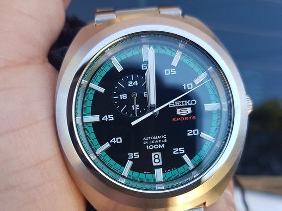 Relógio Seiko 5 Sports Ssa 283 = Omega =longines