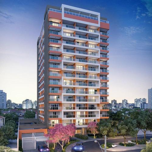 Apartamento  Com 1 Dormitório(s) Localizado(a) No Bairro Campo Belo Em São Paulo / São Paulo  - 4834:909137