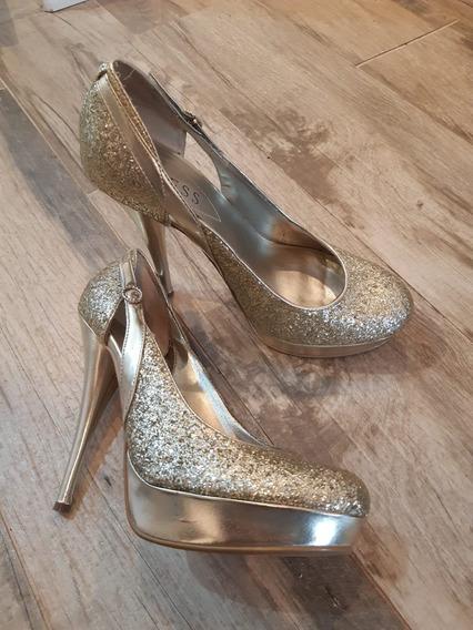 Zapatos Guess Poco Uso