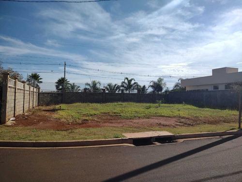 Terreno Padrão Em Araraquara - Sp - Te0100_eliana