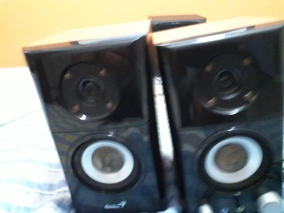 Caixa De Som Genius Sp-hf 500a 14 W Rms