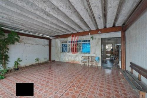 Imagem 1 de 11 de Casa Térrea Para Venda No Bairro Vila Marieta(penha), 3 Dorm, 2 Vagas, 144 Metros. - 6191
