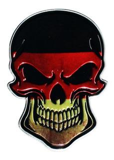 Emblema Caveira Acessório Harley Davidson - Vários Modelos