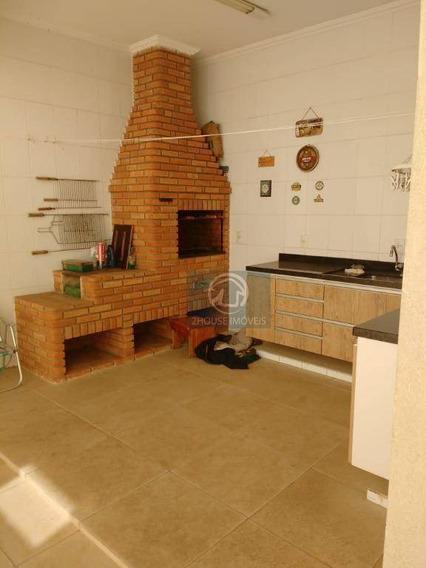 Casa Com 3 Dormitórios À Venda, 160 M² Por R$ 598.000,00 - Jardim Carolina - Jundiaí/sp - Ca3477