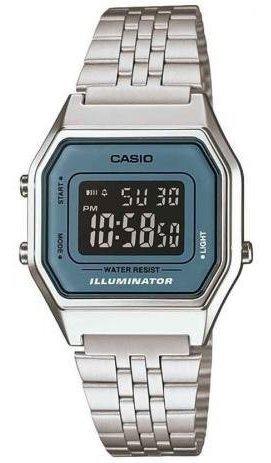 Relógio Casio Vintage Feminino La680wa-2bdf