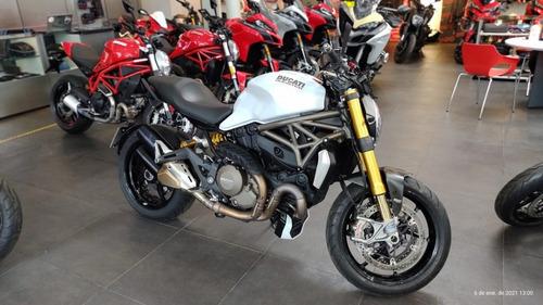 Ducati Monster 1200 S-2016-4800 Km.san Isidro