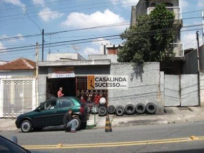 Terreno P/ Incorporação 261m² Naa Vila Matilde - Te0071. - Te0071