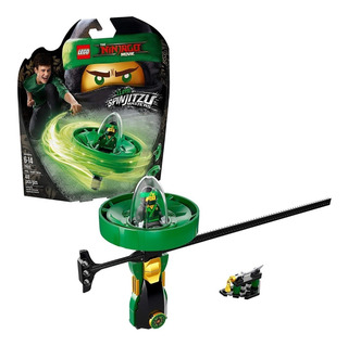 Lego The Ninjago Movie Lloyd Maestro Del Spinjitzu 70628